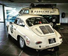 "313 Likes, 2 Comments - porsche 356 (@p.o.r.s.c.h.e.356) on Instagram: ""Porsche 356 Outlaw #porsche #porsche356 #aircooled #flatfour #rennsport #classic #356 #racing…"""