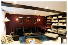 Une boutique plus grande et plus étoffée   MAISON SARAH LAVOINE