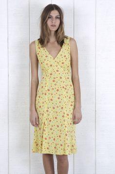 Rae dress by Lily Ashwell