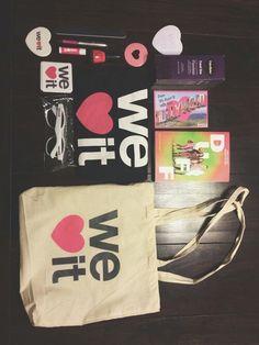 We❤It merchandises