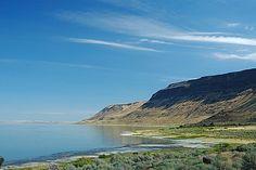 Lake Albert and Albert Rim, Oregon