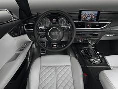 2013 Audi S7 Sportback 100k interior