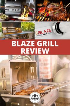 Outdoor Cooking Pros is your number one source of grills and outdoor kitchens. Looking for the best grill for your outdoor kitchen? In our review, we will help you find the best Blaze Grill for your outdoor kitchen. Learn more about the Top 3 Blaze Grills in this review. Blaze Grills are the perfect balance between cost and quality without a lot of hassle. Outdoor Cooking Pros is your outdoor grill and kitchen experts!#blazegrills #outdoorcooking #outdoorgrilling Outdoor Gas Grills, Outdoor Barbeque, Outdoor Kitchens, Outdoor Cooking, Bbq Pro, Infrared Grills, Backyard Kitchen, Grill Master, Cooking On The Grill