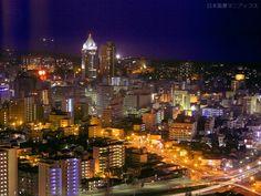 新潟市の夜景 その2