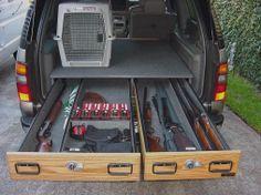 SUV Cabinets