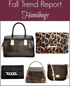 Fall Trend Report-Handbags