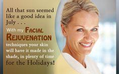 #FacialRejuvenation for your #skin