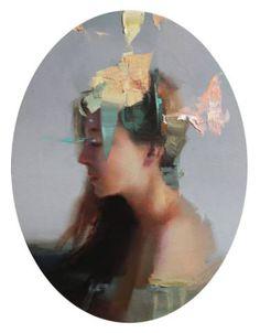 "Saatchi Art Artist Taeil Kim; Painting, ""Reality & Ideality No.0302"" #art"