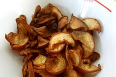 Airfryer recipes for Airfryer Fried Apple Chips