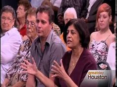 Part 2 Dr. Eric Pearl discusses Reconnective Healing on Great Day Houston - YouTube
