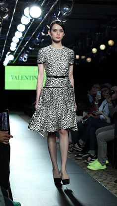 PIFW 2013 # Valentino – Spring/Summer 2013 Collection 1