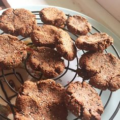That Sugar   CACAO BISCUITS: A terrific after school snack or birthday party option. Best eaten warm straight from the oven.