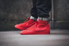 128e0e134cdd nike blazer mid premium vintage gym red Jordan Release Dates