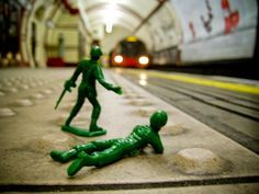 40 Brilliant And Creative Examples Of Toy Photography