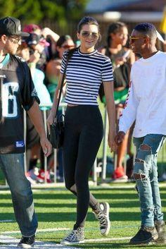 Kendall Jenner   Star Style - Celebrity Fashion