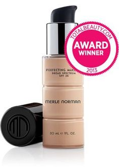 Perfecting Makeup Broad Spectrum SPF 25 has a glorious satin finish that radiance lovers crave! New in 2013, it won a TotalBeauty.com award for it's incredibly smooth coverage.