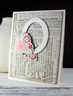 wings of a butterfly: Another Valentine's Day Card