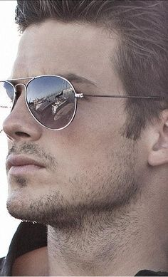 Men Aviators Sunglasses - men fashion things ...