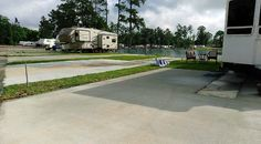 59 Trading Place RV Park at Cleveland, TX - Passport America 50% Discount Camping & RV Club