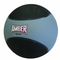 Save $45.87 on Amber Sporting Goods Rubber Medicine Ball; only $14.13