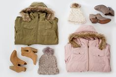 How cute! I need one of these jackets for winter!