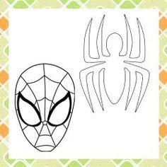 homem aranha feltro - Pesquisa Google
