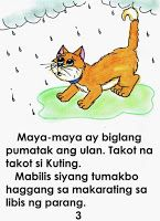 Teacher Fun Files: Maikling Kwento: Ang Nawawalang si Kuting English Short Stories, Short Stories For Kids, Reading Stories, Reading Passages, Fables For Kids, Grade 1 Reading, Community Helpers Preschool, Borders For Paper, Kids Story Books