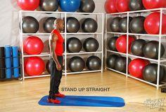 Step 1: Stand up straight. #DolvettsBurpee #BiggestLoser