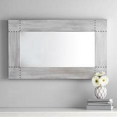 Rivet Wall Mirror #pbteen