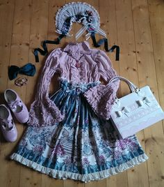 The hare in the hills Lolita Dress, Hare, Dresses, Vestidos, Bunny, Dress, Rabbits, Gown, Outfits
