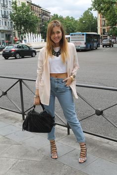 Toks is wearing a Bag and Sandals by @MARYPAZ Shoes http://j.mp/1ulkdOQ  #SoStylish