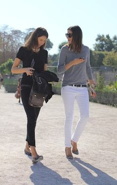 Outono - Branco Preto Cinza