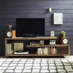 Le meuble télé en 50 photos, des idées inspirantes!
