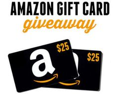 #Win a $25 Amazon Gift Card - Ends September 12th at Midnight http://swee.ps/vrReBtut 9/12