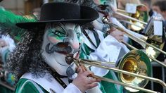 Basel Fasnacht, Photo courtesy of Fasnachts Comite - www.fasnachts-comite.ch