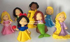 As Princesas.