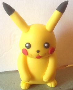 Pokemon Fondant Cake Topper by AfterHoursCakery on Etsy, $40.00