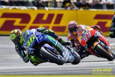 VR46 and MM93 FrenchGP Le Mans