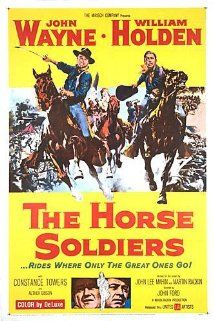 The Horse Soldiers is my favorite John Wayne movie. In fact, I don't actually like John Wayne. Old Movies, Vintage Movies, Great Movies, Vintage Posters, Vintage Art, Vintage Horse, Indie Movies, Movies 2019, Original Movie Posters