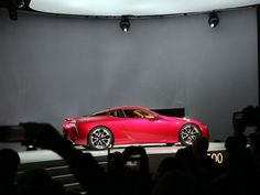 The 2017 Lexus Sport Coupe made its global debut during the 2016 North American International Auto Show held at Cobo Center in downtown Detroit on Monday, Jan. Detroit Auto Show, Jan 11, Cool Cars, In This Moment, American