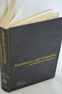 BOOK SALE Vintage Hardback Textbook Mathematics by FloridaFinders, $5.00