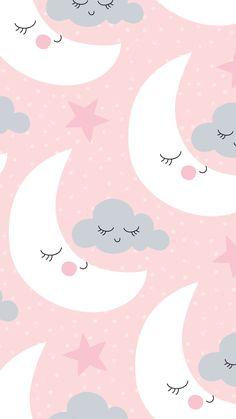 Moon & Star Pattern