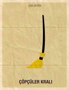 Çöpçüler Kralı by Hayrullah Yorgancı