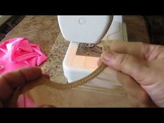 Обработка срезов на сетке и бифлексе - YouTube