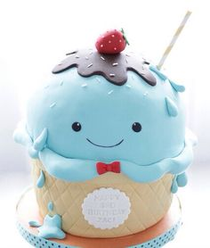 Massive kids cake or pre teen or baby's cake or toddlers cake