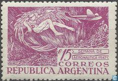 Argentina [ARG] - Icara Chute 1947