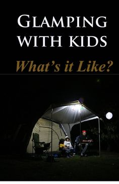 Glamping with Kids was a new experience!!!  Glamorous camping was lots of fun. Western Australia with Kids.