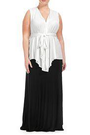 White Label | Plus Size Designer Clothes for Women | Rachel Pally®