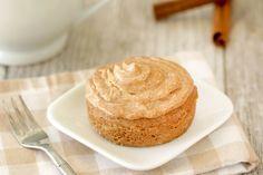 Hungry Girl's Healthy Cinnamon Roll Cake in a Mug Recipe