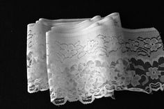 """78"""" Vintage Lace Trim L-3 by EBMNewhaven on Etsy"""